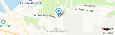 ГС-Резерв на карте Чебоксар