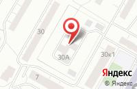 Схема проезда до компании Энергоавтоматика в Чебоксарах