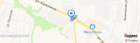 """""""Teletrade"""" на карте Чебоксар"""