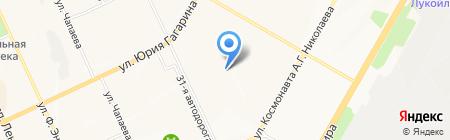 Ореол Здоровья на карте Чебоксар