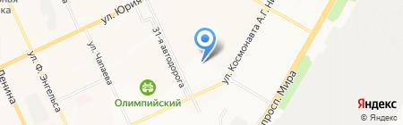 Домашний мастер на карте Чебоксар