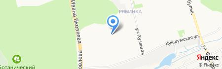 Агромашхолдинг на карте Чебоксар