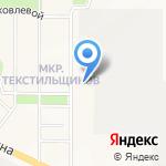 СК Суворов на карте Чебоксар