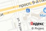 Схема проезда до компании Фотоцентр в Чебоксарах