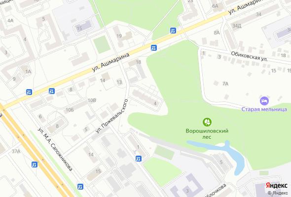 жилой комплекс ул. Пржевальского
