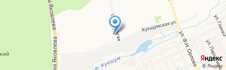 Палан-Комплект на карте Чебоксар