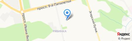 Импульс на карте Чебоксар