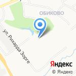 Средняя общеобразовательная школа №3 на карте Чебоксар