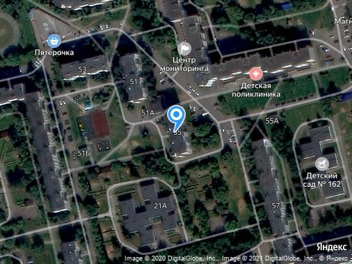 Сдается 1-комнатная квартира, 36 м², Чебоксары, бульвар Эгерский, 55