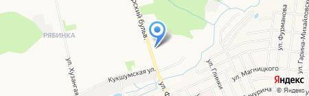 ЦЕНТРОФИНАНС ГРУПП на карте Чебоксар