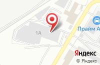 Схема проезда до компании Промтика в Чебоксарах