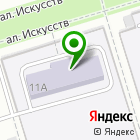 Местоположение компании Детская художественная школа №6 им. Акцыновых