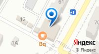 Компания Такеши на карте