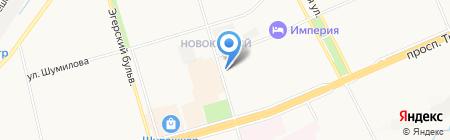 Твой дом на карте Чебоксар