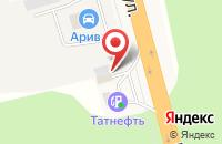 Схема проезда до компании Максим в Кугесях