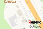 Схема проезда до компании Магазин в Кугесях