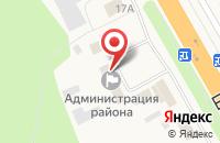 Схема проезда до компании Администрация Чебоксарского района в Кугесях