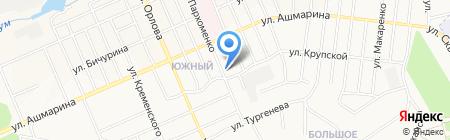 Электро-Сервис на карте Чебоксар