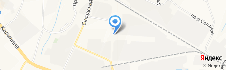 Ford запчасти на карте Чебоксар