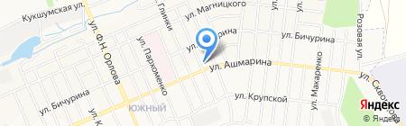 Церковь Христиан Адвентистов Седьмого Дня на карте Чебоксар