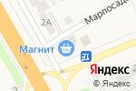 Схема проезда до компании Банкомат, Банк ВТБ 24, ПАО в Кугесях