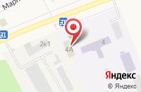 Схема проезда до компании Центр занятости населения Чебоксарского района в Кугесях