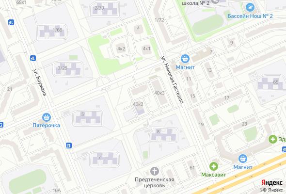 купить квартиру в ЖК Гастелло