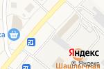 Схема проезда до компании Продлайн в Кугесях