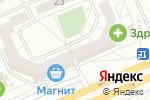 Схема проезда до компании Играй и изучай в Чебоксарах