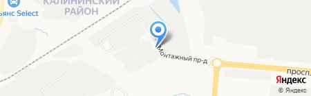 Дантист+ на карте Чебоксар