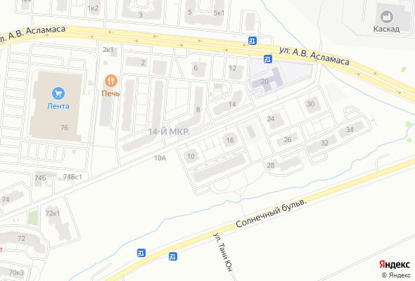 ЖК пр. Тракторостроителей