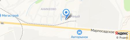 Профит на карте Чебоксар