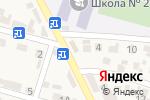 Схема проезда до компании Продовольственный магазин в Ленинкенте