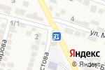 Схема проезда до компании Пункт по продаже куры-гриль в Ленинкенте