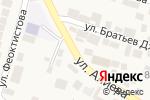 Схема проезда до компании Магазин в Ленинкенте