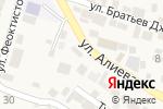 Схема проезда до компании mobi iSe в Ленинкенте