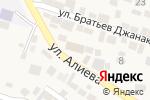 Схема проезда до компании Магазин строительных материалов в Ленинкенте