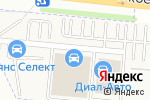 Схема проезда до компании Банкомат, Бинбанк, ПАО в Пихтулино