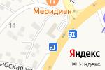 Схема проезда до компании Автомагазин в Ленинкенте