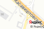 Схема проезда до компании Гастроном в Ленинкенте