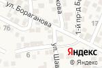 Схема проезда до компании Радуга в Ленинкенте