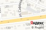 Схема проезда до компании Ис в Ленинкенте
