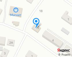 Схема местоположения почтового отделения 433201