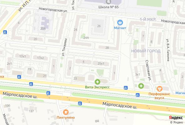 продажа квартир Жилой район Новый город