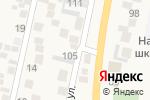 Схема проезда до компании Автомастерская в Семендере