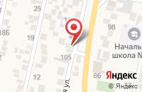 Схема проезда до компании Мясной в Семендере