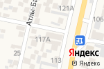 Схема проезда до компании Аптека в Семендере