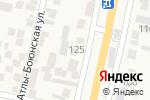 Схема проезда до компании Хлебозавод №6 в Семендере