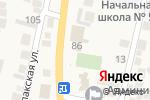 Схема проезда до компании Автомойка в Семендере