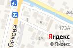 Схема проезда до компании Продуктовый магазин в Семендере